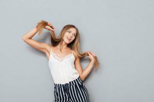 Jak wzmocnić włosy i ich cebulki?